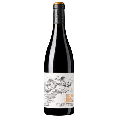 MAGNUM FREESTYLE - FIGURE LIBRE - 2017 - DOMAINE GAYDA