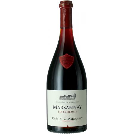 MARSANNAY LES ECHEZOTS 2015 - CHÂTEAU DE MARSANNAY