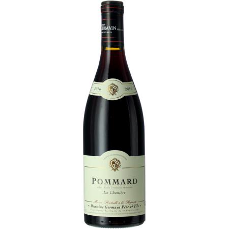 POMMARD - LA CHANIERE 2016 - DOMAINE GERMAIN PÈRE ET FILS
