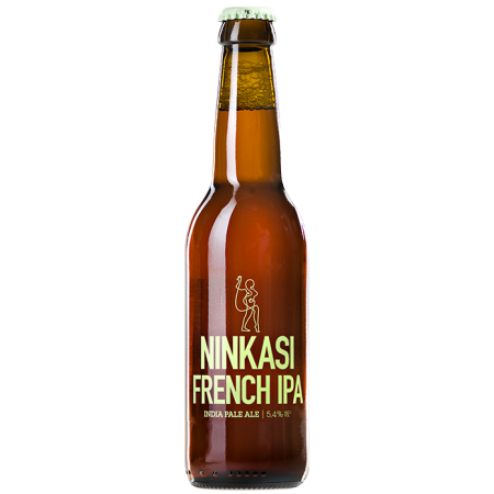 FRENCH I.P.A. 33CL - BRASSERIE NINKASI