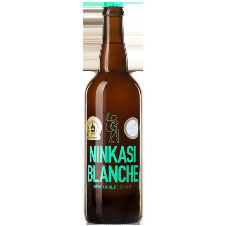 BLANCHE 75CL - BRASSERIE NINKASI