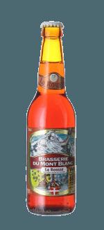ROUSSE DU MONT-BLANC 33CL - BRASSERIE DU MONT-BLANC