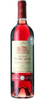 BORDEAUX CLAIRET 2018 - CHATEAU TURCAUD
