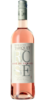 ROSE DE PRESSEE 2018 - DOMAINE TARIQUET
