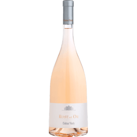 MAGNUM CUVEE ROSE & OR 2018 - CHATEAU MINUTY