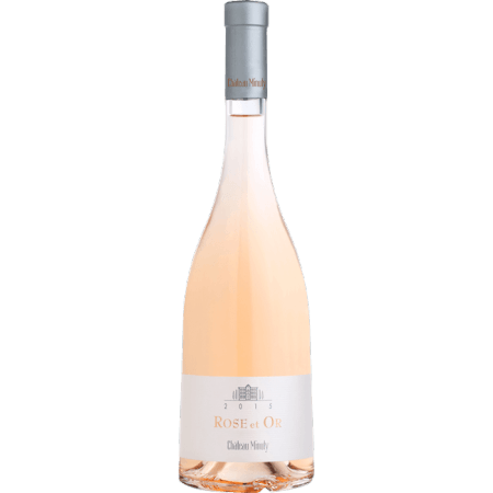 JEROBOAM CUVEE ROSE & OR 2018 - CHATEAU MINUTY