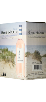 CUBI GRIS MARIN - DUNE GRIS DE GRIS 2018