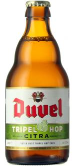DUVEL TRIPEL HOP CITRA 33CL - BRASSERIE DUVEL MOORTGAT