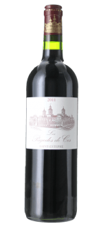 LES PAGODES DE COS 2014 - SECOND VIN DU CHATEAU COS D'ESTOURNEL