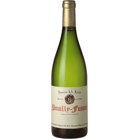 POUILLY FUISSE 2017 - DOMAINE J.A. FERRET