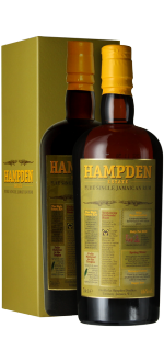 RHUM HAMPDEN OF