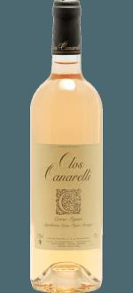 FIGARI ROSE 2018 - CLOS CANARELLI