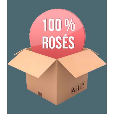 PACK ROUGES 100% BIO