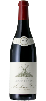 MOULIN A VENT - CHAMP DE COUR 2015 - DOMAIN LORON