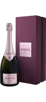 CHAMPAGNE KRUG - ROSE - COFFRET LUXE EDITION 21