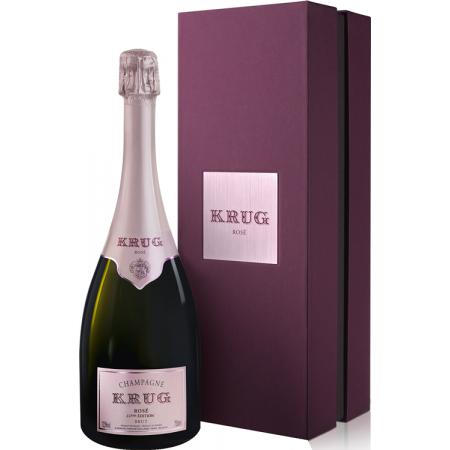 KRUG ROSE - COFFRET LUXE 22 EME EDITION - CHAMPAGNE KRUG