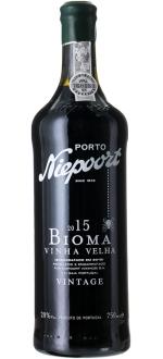PORTO NIEPOORT BIOMA VINHA VELHA VINTAGE PORT 2015
