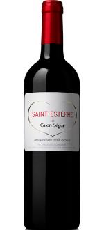 SAINT-ESTEPHE DE CALON SEGUR 2016