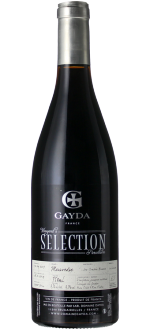 SELECTION MOURVEDRE 2017 - DOMAINE GAYDA