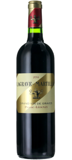 LAGRAVE-MARTILLAC 2016 - SECOND VIN DU CHATEAU LATOUR-MARTILLAC