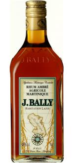 RHUM AGRICOLE BALLY - AMBRE