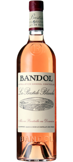 BANDOL ROSE 2018 - DOMAINE LA BASTIDE BLANCHE