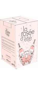 BIB LA ROSEE D'ETE 2018 - DOMAINE LORGERIL