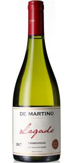 LEGADO CHARDONNAY 2017 - DE MARTINO