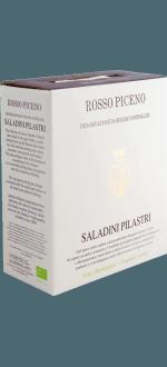 BIB - ROSSO PICENO 2018 - SALADINI PILASTRI