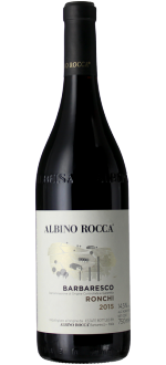 BARBARESCO - CRU RONCHI 2015 - ALBINO ROCCA