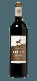 LE DADA DE ROUILLAC 2017 - SECOND VIN DU CHATEAU ROUILLAC