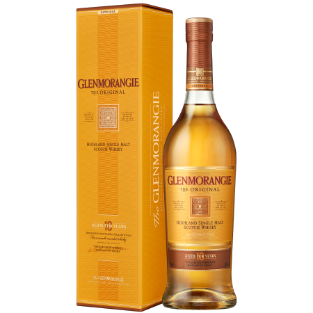 GLENMORANGIE THE ORIGINAL 10 ANS - EN ETUI