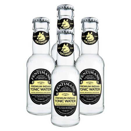 PREMIUM TONIC WATER PACK DE 4*20 CL - FENTIMANS