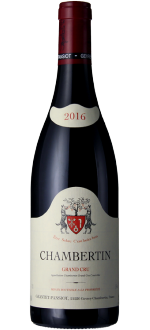 CHAMBERTIN GRAND CRU 2016 - GEANTET PANSIOT