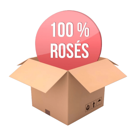 PACK ROSES LANGUEDOC-ROUSSILLON 100% PETITS PRIX