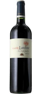 LADY LAROZE 2015 - SECOND VIN DU CHATEAU LAROZE