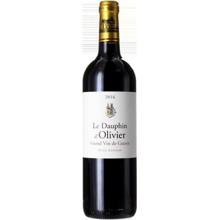 DAUPHIN D'OLIVIER 2016 - SECOND VIN DU CHÂTEAU OLIVIER