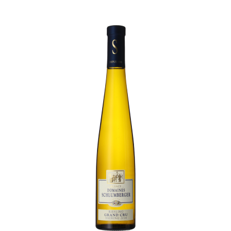 DEMI BOUTEILLE RIESLING GRAND CRU SAERING 2015 - DOMAINE SCHLUMBERGER
