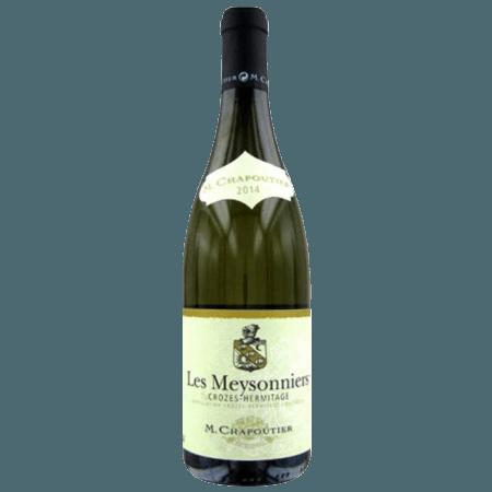 LES MEYSONNIERS BLANC 2018 - M. CHAPOUTIER