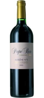 MARLENE N°3 2003 - DOMAINE PEYRE ROSE
