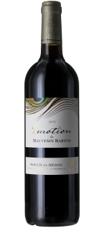 L'EMOTION DE MAUVESIN BARTON 2015