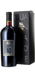 40 ANS D'AGE - MAS AMIEL