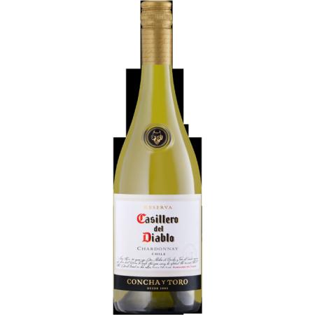 CHARDONNAY 2018 - CASILLERO DEL DIABLO - CONCHA Y TORO