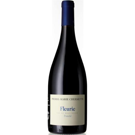 FLEURIE PONCIE 2017 - DOMAINES CHERMETTE (VISSOUX)