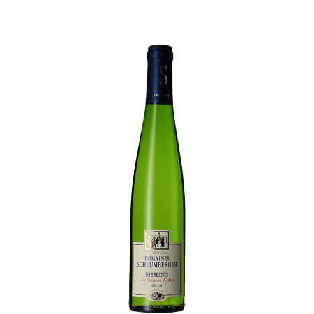 DEMI BOUTEILLE - RIESLING 2015 - LES PRINCES ABBES - DOMAINE SCHLUMBERGER