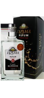 RHUM DZAMA - CUVEE BLANCHE PRESTIGE - EN ETUI
