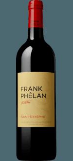 FRANK PHELAN 2015 - SECOND VIN DU CHATEAU PHELAN SEGUR