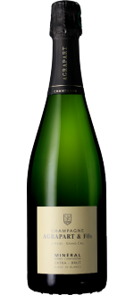 CHAMPAGNE AGRAPART - EXTRA BRUT BLANC DE BLANCS GRAND CRU - MINERAL 2012