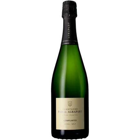 CHAMPAGNE AGRAPART - EXTRA BRUT GRAND CRU - COMPLANTEE