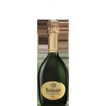 CHAMPAGNE RUINART - BRUT demi bouteille